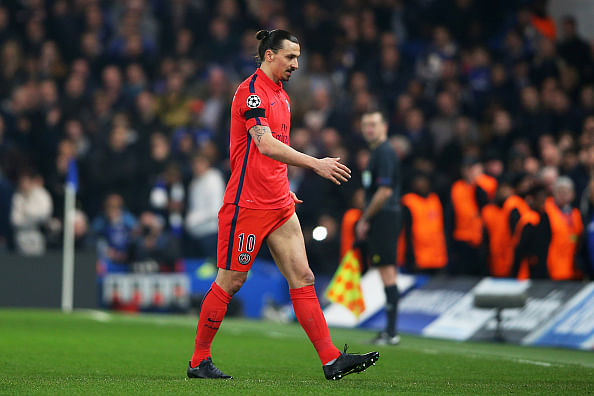 Video: PSG's aggregate win over Chelsea recreated in a hilarious parody with Zlatan Ibrahimovic as He-Man