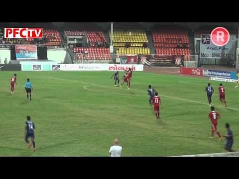 Video: Pune FC 2-3 East Bengal Club