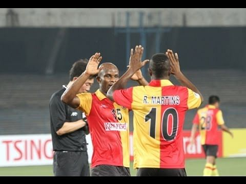 Video: Goals from East Bengal Club's 3-0 win over Balestier Khalsa FC in the AFC Cup