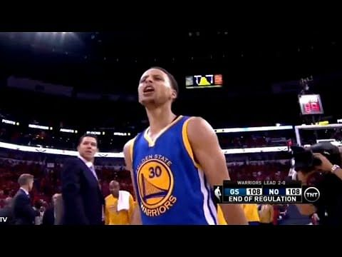 Golden State VS Now Orleans Game 3 report