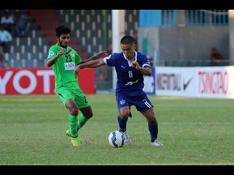 AFC Cup 2015: Maziya S&RC 1-2 Bengaluru FC - Goals and match highlights