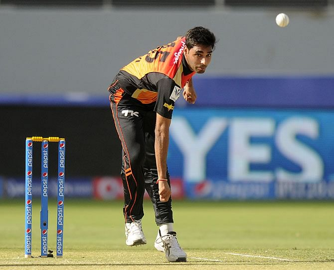 Excited to play matches after a long time: Bhuvneshwar Kumar