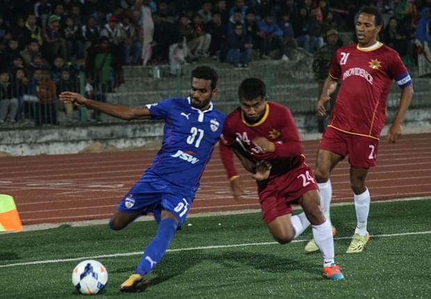 Bengaluru FC and Royal Wahingdoh play out thrilling 3-3 draw