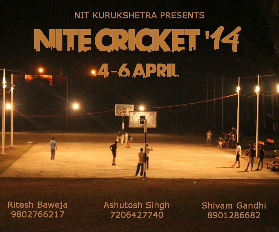 NIT Kurukshetra's Basketball court wrongly used for cricket events, hoopsters' complaints fall on deaf ears