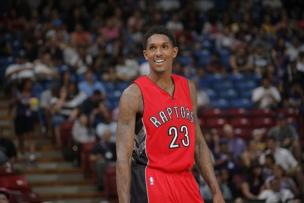 Toronto Raptors' Lou Williams named KIA NBA Sixth Man of the Year Award