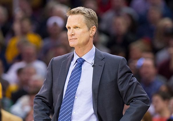 Cavaliers David Blatt and Golden State Warriors Steve Kerr named NBA Coaches of the Month