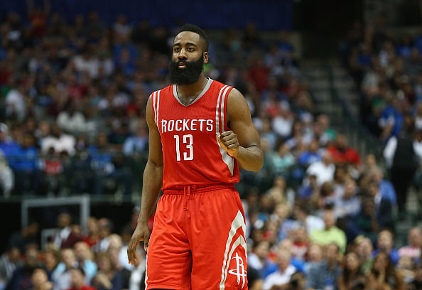James Harden and Brook Lopez named NBA players of the week