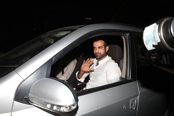 Irfan Pathan to miss Chennai Super King's first match with injury
