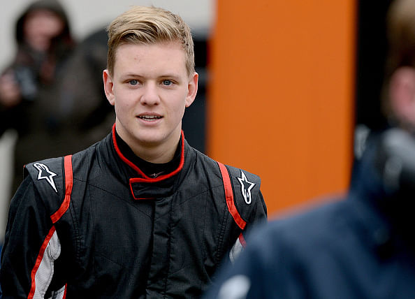 #ForzaSchumi: Mick Schumacher makes his F4 Debut
