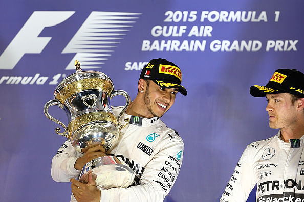 Rivalries brewing within Mercedes?
