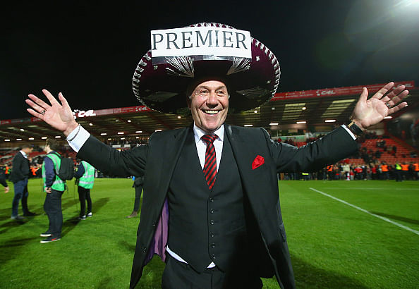 Rags to riches Bournemouth joins England's football elite