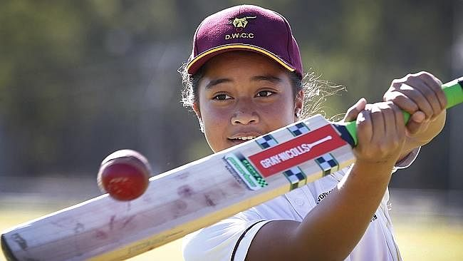 Hope Kareta: 12-year-old prodigy of Indian origin scores century and takes fifer for boys' team in Australia