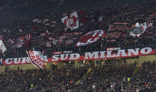 Chinese company launches crowdfunding to buy AC Milan
