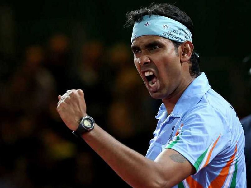Achanta Sharath Kamal to lead India in World Table Tennis Championship