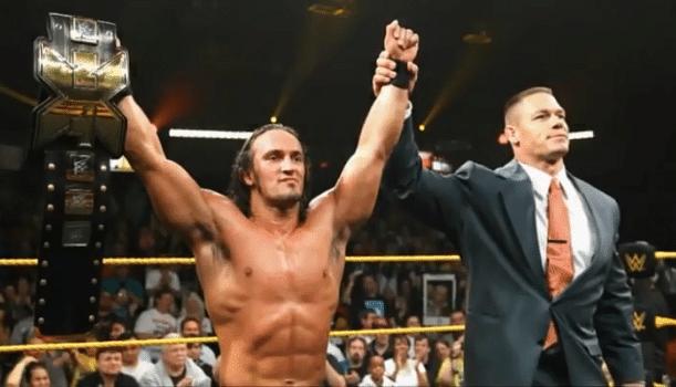 John Cena o tym, czy chciałby wystąpić w NXT