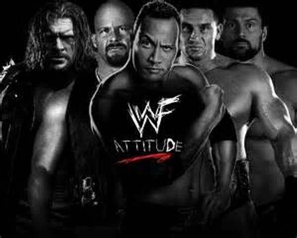 Top 5 current WWE Superstars and their Attitude Era reflections