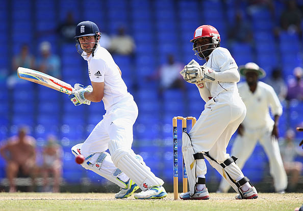 England dominate tour game in West Indies