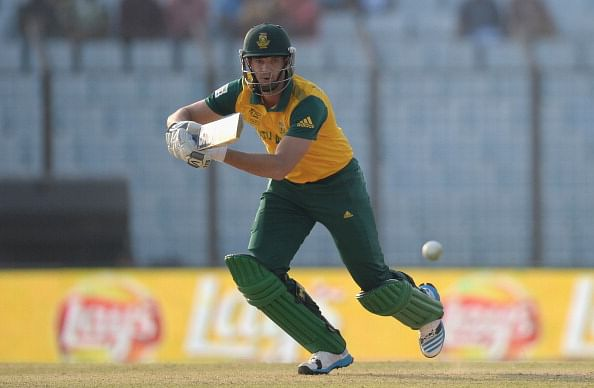 'The 2016 T20 World Cup is definitely on my radar', says Albie Morkel