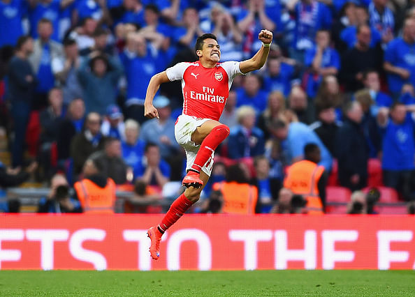 Arsenal through to the FA Cup final - That's all that matters, nothing else