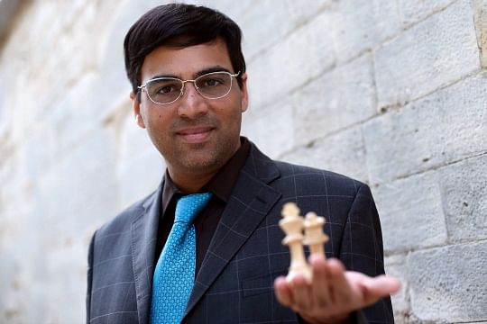 Minor planet between Mars and Jupiter named after Viswanathan Anand