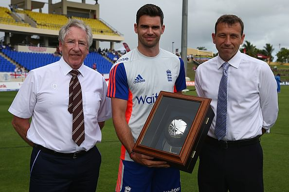 James Anderson ranks alongside Ian Botham: Vivian Richards