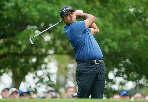 Anirban Lahiri 51st after third round, Spieth on lead in Masters