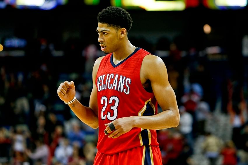 The Unsuspecting Brilliance of Anthony Davis