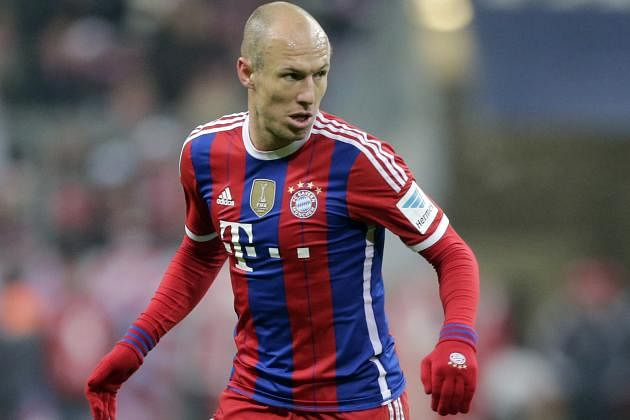 Recovering from the abdominal injury was very painful: Arjen Robben