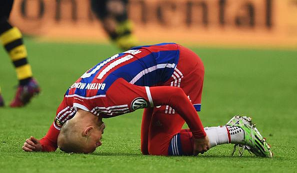 Bayern Munich suffer two more injury blows