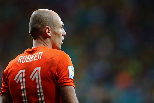 Why Arjen Robben is the best player in the world after Cristiano Ronaldo and Lionel Messi
