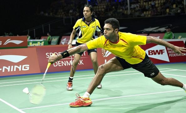 Badminton Asia Championships: Arun Vishnu and Aparna Balan knocked out in the second round
