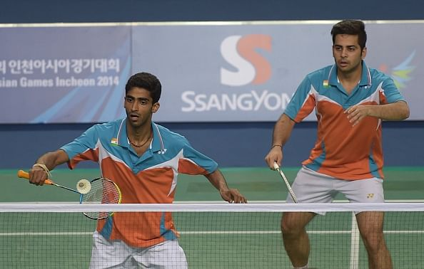Badminton Asia Championships: Manu Attri and Sumeeth Reddy eliminated in the third round