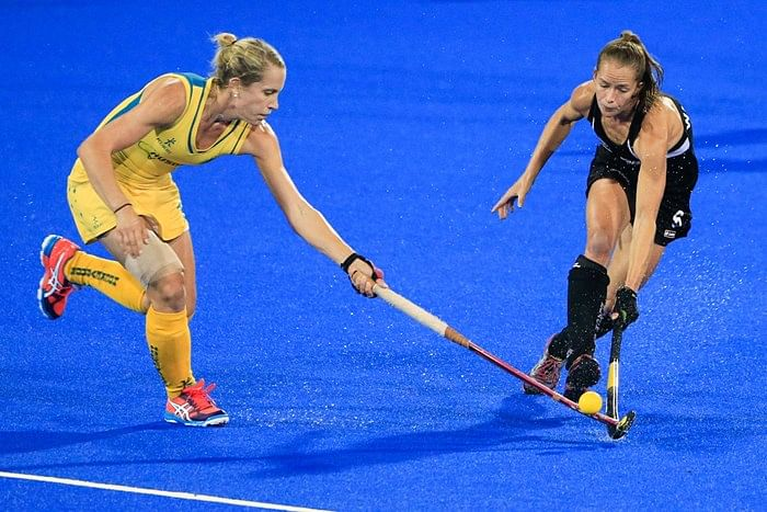 Hockey federations of Australia and New Zealand sign deal