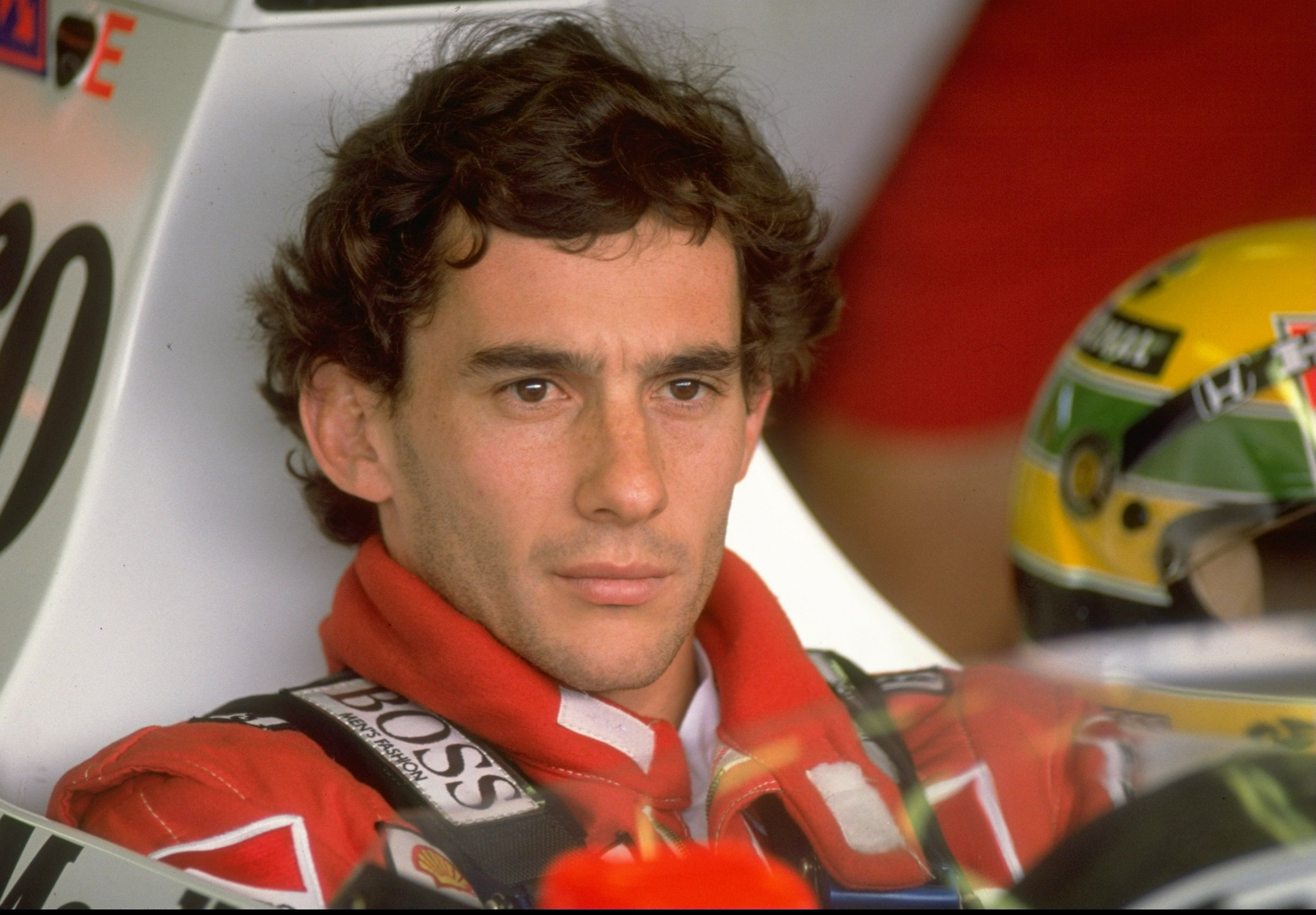 Ayrton Senna's career – in pictures