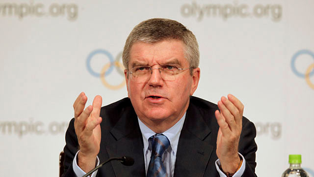 IOC Chief's India visit sparks Olympic bid confirmation rumours