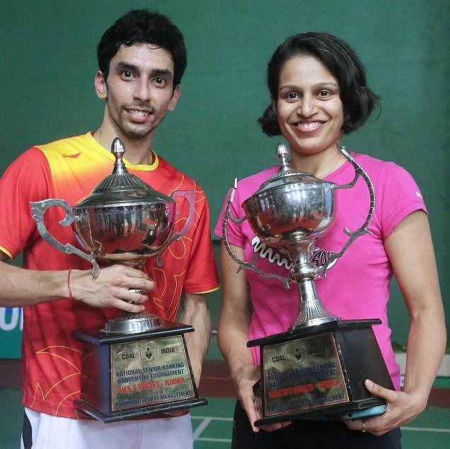 Senior ranking badminton: Gurusaidutt, Neha Pandit emerge winners