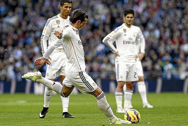 Gareth Bale - Real Madrid - 10 best free-kick takers in the world right now