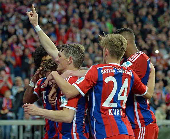 Bayern Munich mathematically wrap up Bundesliga title with 1-0 win over Hertha Berlin