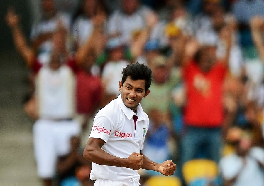 Leg-spinner Devendra Bishoo earns recall for England Test series