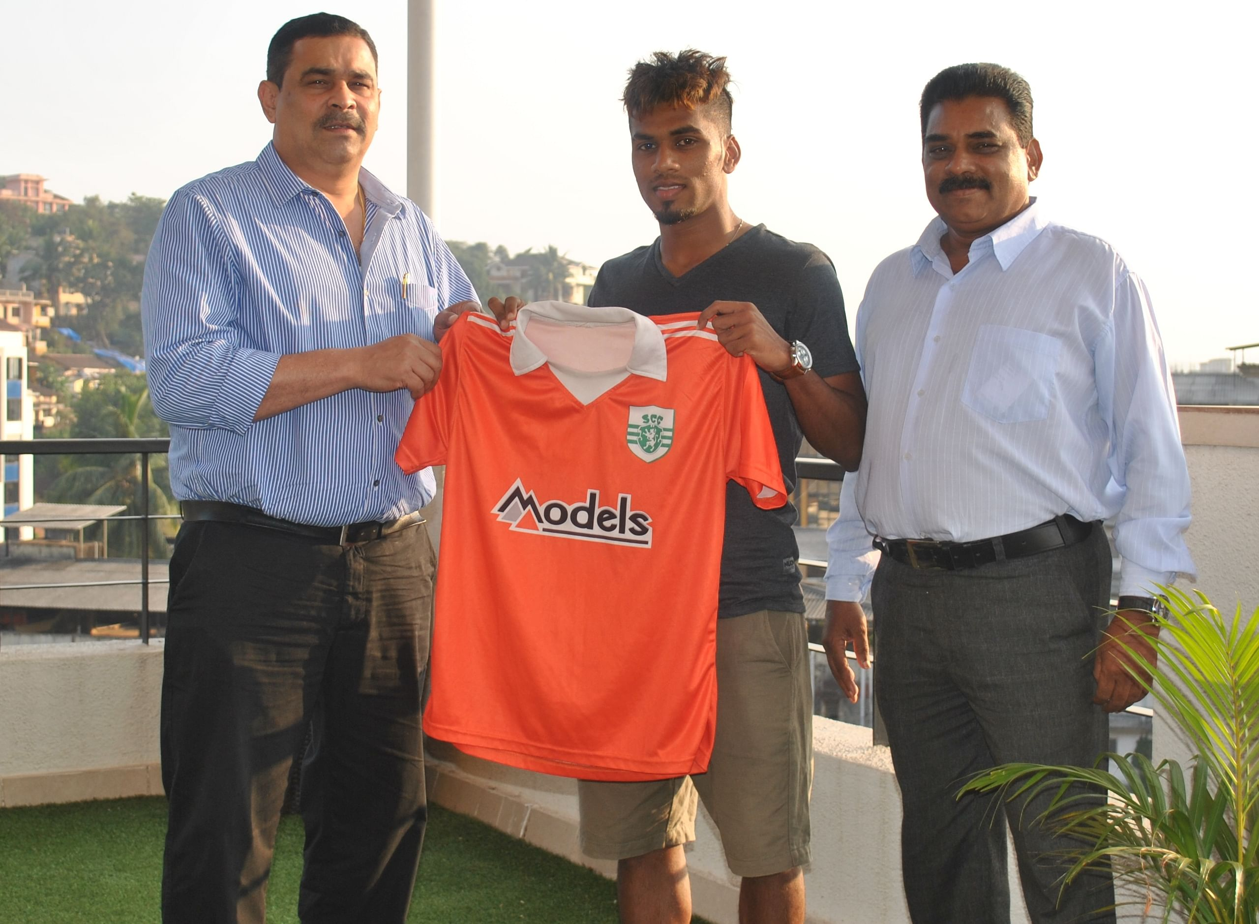 Video: Brandon Fernandes scores maiden goal in Sporting Clube de Goa's first I-League win