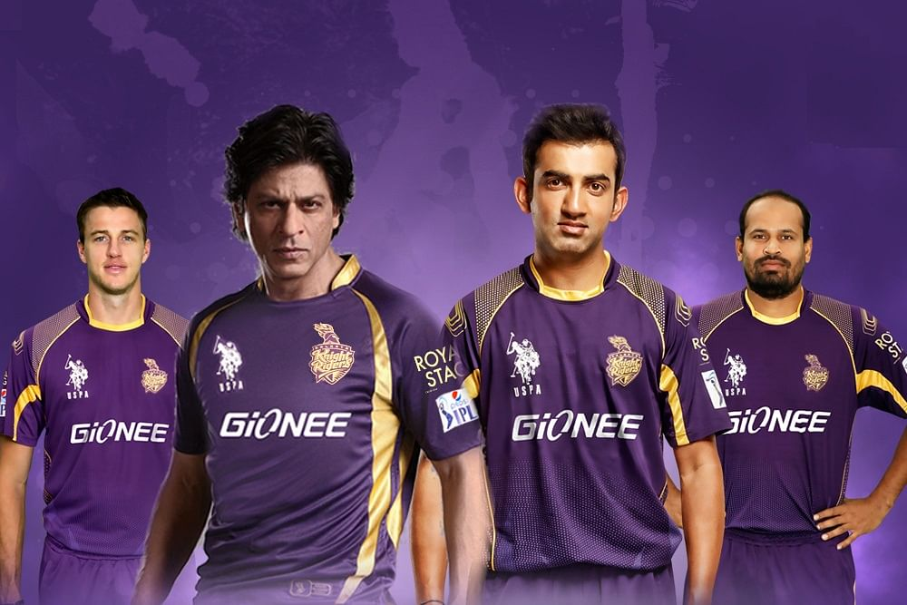 Kolkata Knight Riders release new jersey for IPL 2015