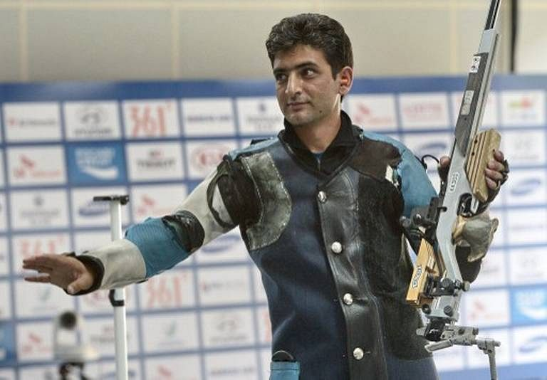 Chain Singh misses World Cup finals by a point