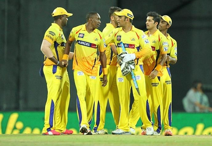We were outstanding on the field: Chennai Super Kings captain MS Dhoni