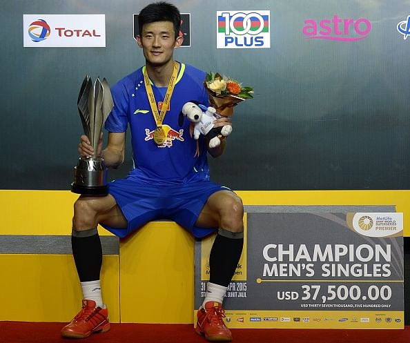 Chen Long, Carolina Marin win titles in Malaysia Open