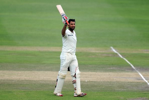 Exclusive Interview with Cheteshwar Pujara - \