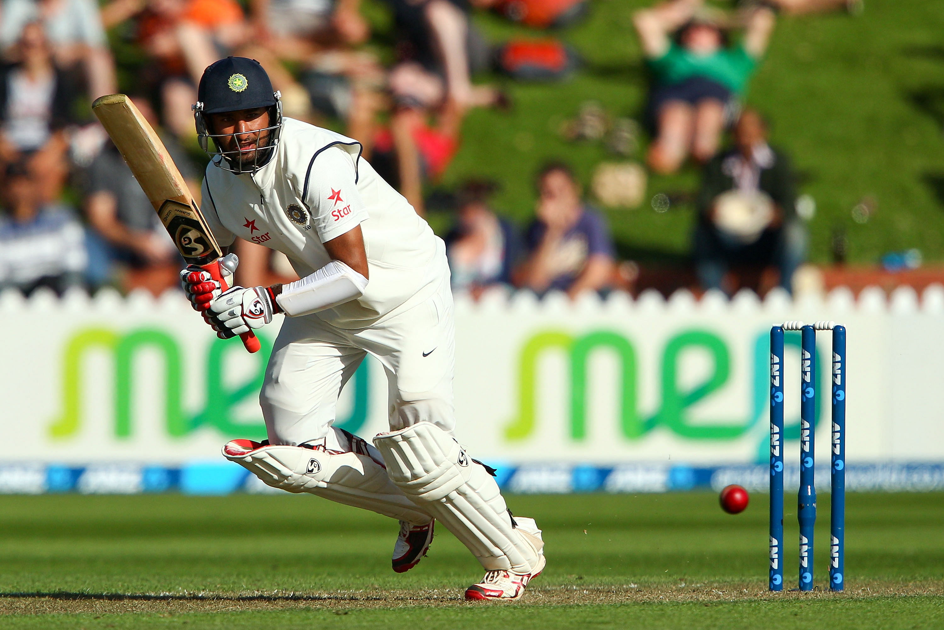 Cheteshwar Pujara bounces back with half-century after duck on Yorkshire debut