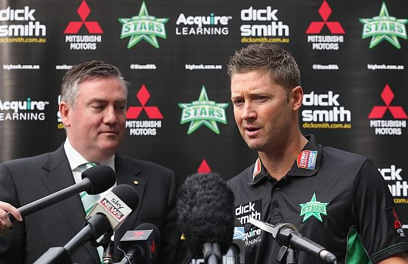 Won't be surprised if Kevin Pietersen makes Ashes return: Michael Clarke