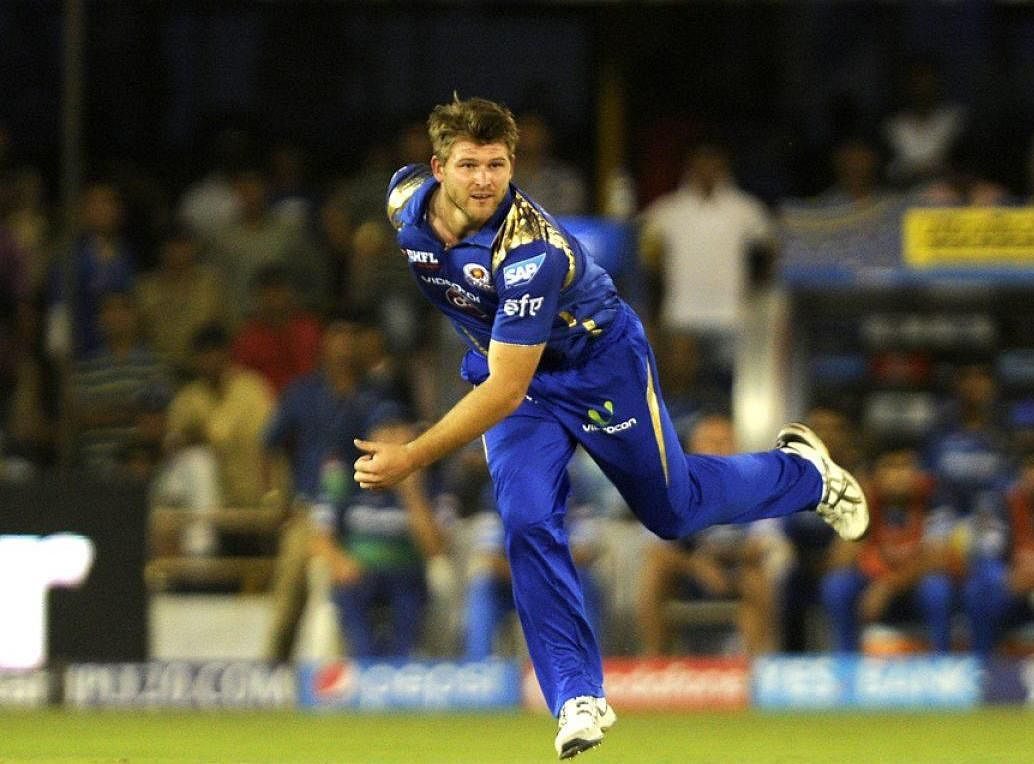 Corey Anderson's finger injury rules him out of IPL 2015