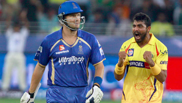CSK, Royals clash in top of the table encounter (Preview)