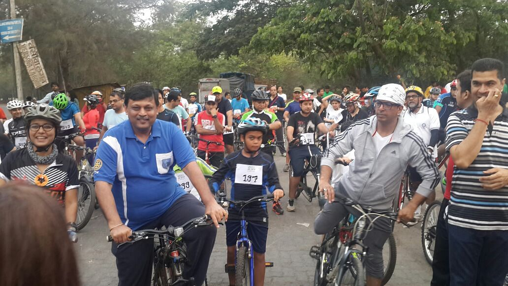 Umeed – Dil se cyclothon raises funds for new born children suffering from Congenital Heart Diseases